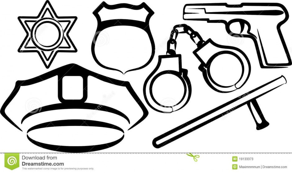 Police Officer Hat Clip Art Police Officer Hat Clip Art
