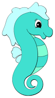 Baby Seahorse Clipart Creating I