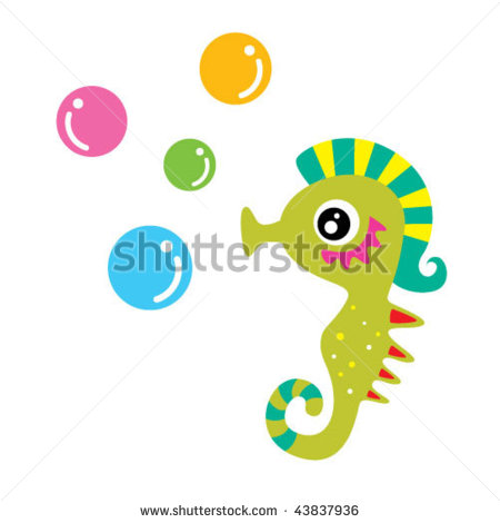 Baby Seahorse Clipart Explore Offset Com New Start