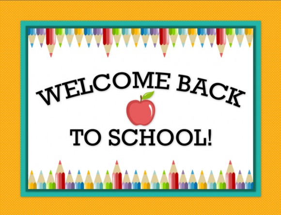 Back To School Banner Download The Free Back To School Printables