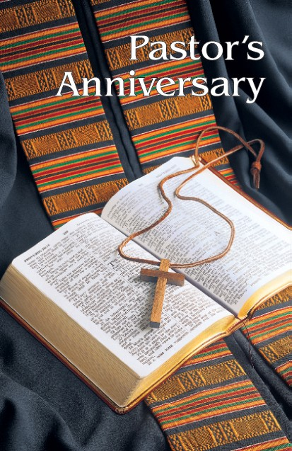 Pastor Anniversary Clipart - Clipart Suggest