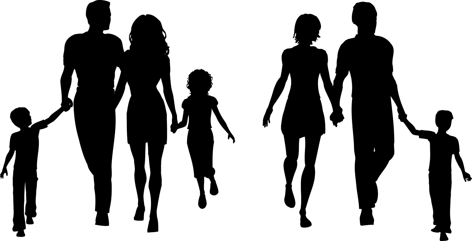 Steps On People Walking Clipart - Clipart Kid