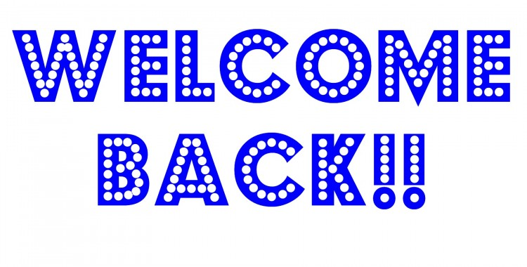 Welcome All Of Our Incoming Students To Au As Well As Welcoming Back