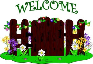 Welcome Back Signs Clipart   Cliparthut   Free Clipart