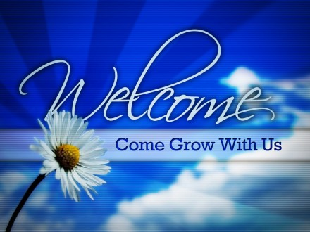 Welcome To Worship Clip Art