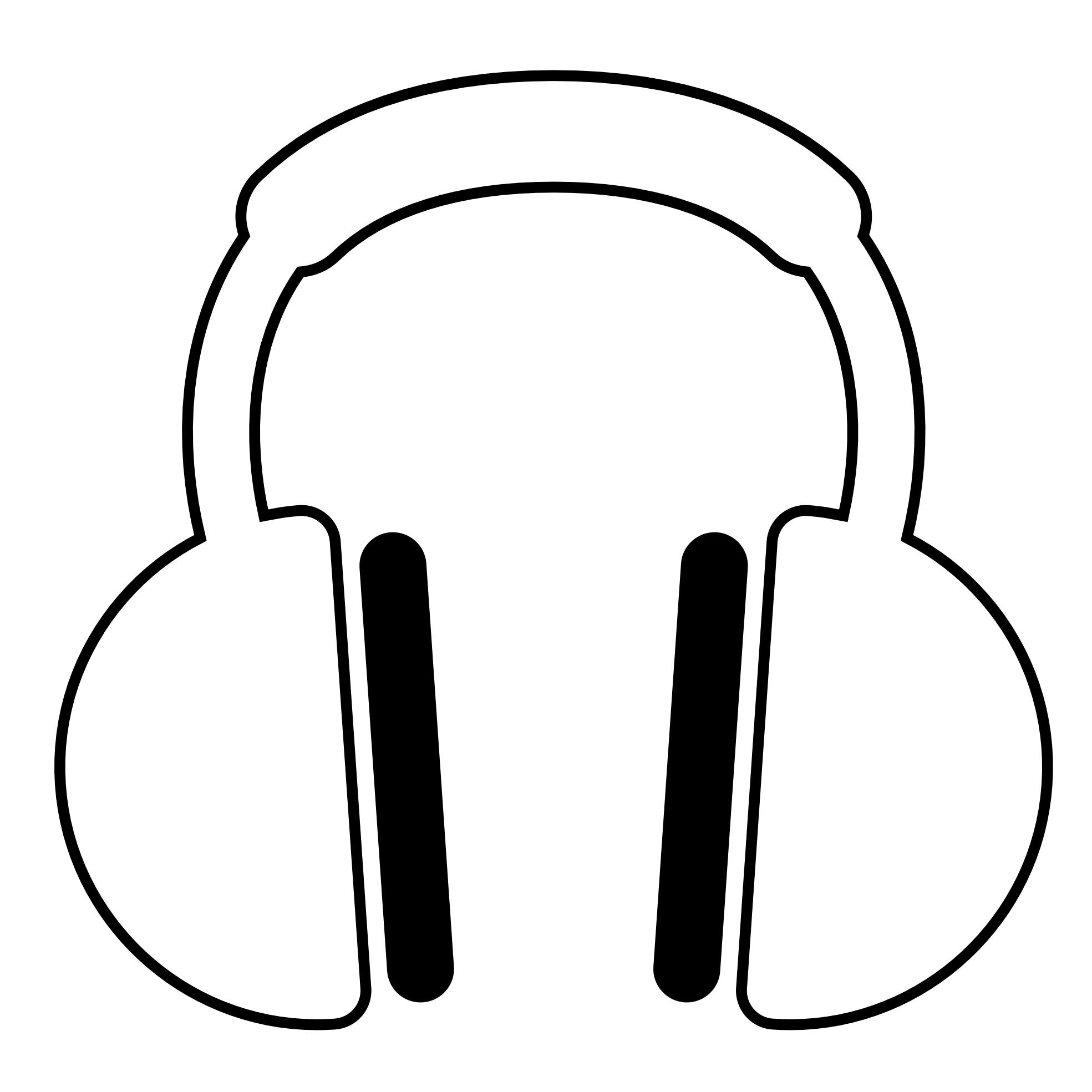 15 Cool Easy Drawing Of Headphones Free Cliparts That You Can Download
