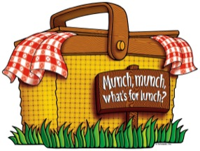 Sign   Picnic Basket   Scholastic Printables