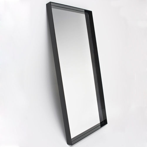 Standing Mirror Clipart Black And White Kartell Only Me Floor Standing