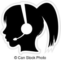 Call Center Agent Vector Clipart Illustrations  525 Call Center Agent