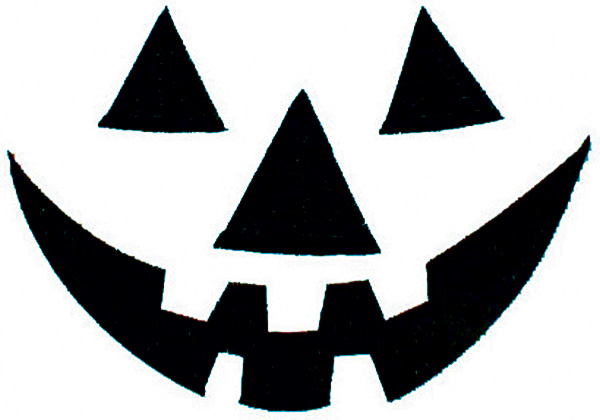 jack o lantern faces clip art - photo #30