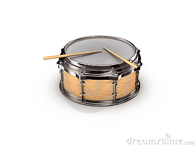 One Drum Drumstick Clipart Drum Drumstick Royalty Free