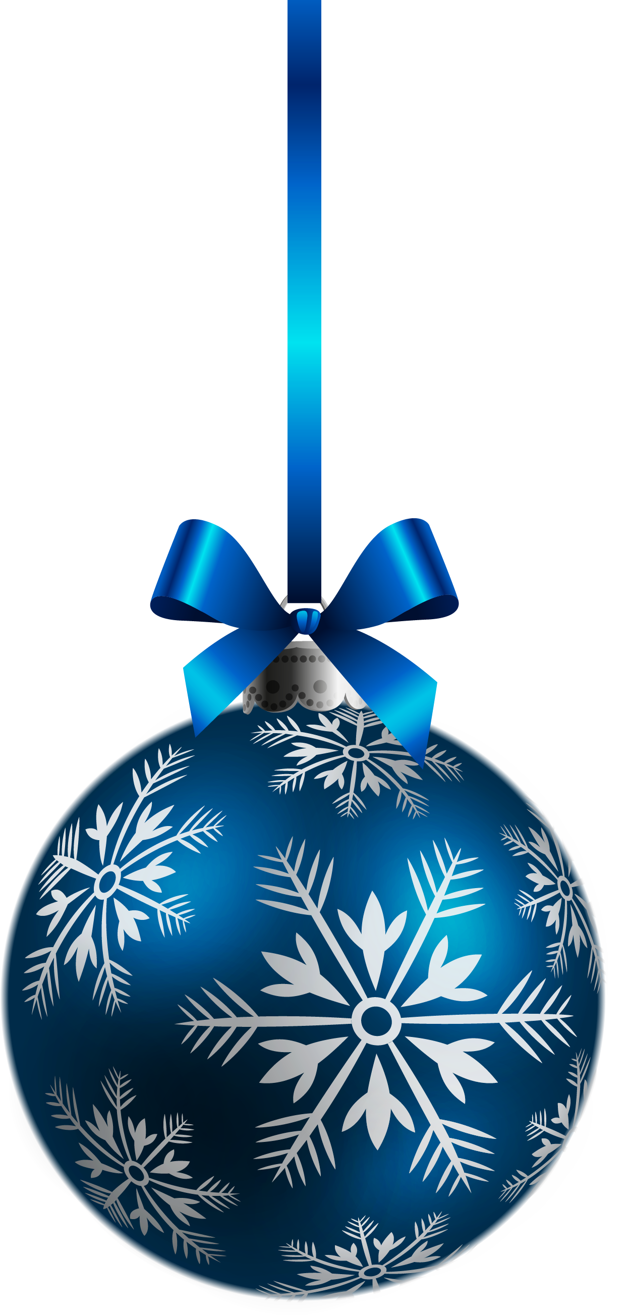 Blue Christmas Decorations Free Cliparts That You Can Download To