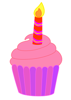 Click On The Following Links To Download Cupcakes Without Candles