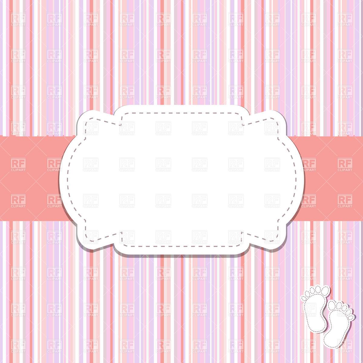 figured frame on striped pink background borders and frames download