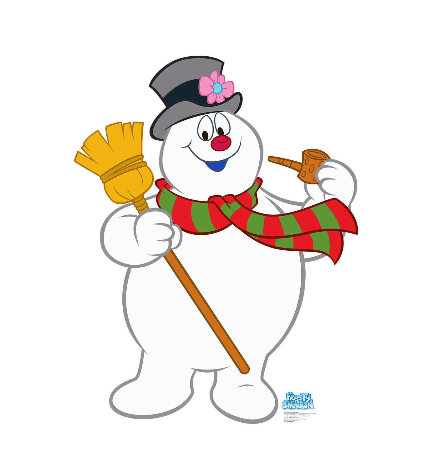 Frosty The Snowman Clipart - Clipart Suggest