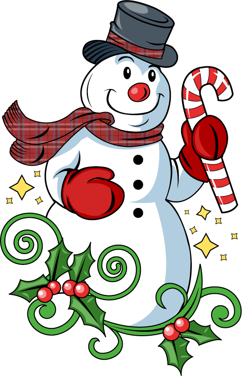 Frosty The Snowman Clipart - Clipart Kid