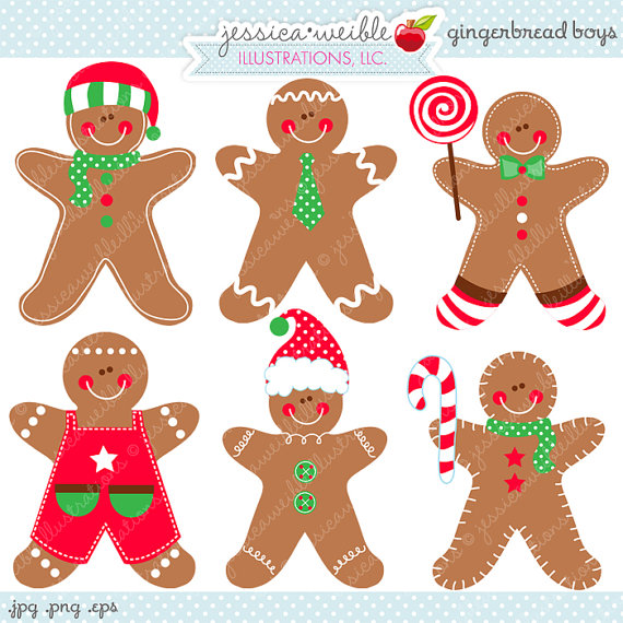 Graphics Christmas Clipart By Jw Illustrations   Catch My Party