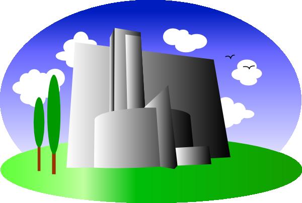 Industrial Building Clip Art At Clker Com   Vector Clip Art Online