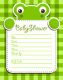 Baby Invitation Card Stock Vectors Illustrations   Clipart