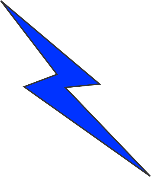 Clip Art Lightning Clip Art lightning strike clipart kid blue clip art at clker com vector online royalty