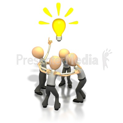 Brainstorming Idea   Business And Finance   Great Clipart For