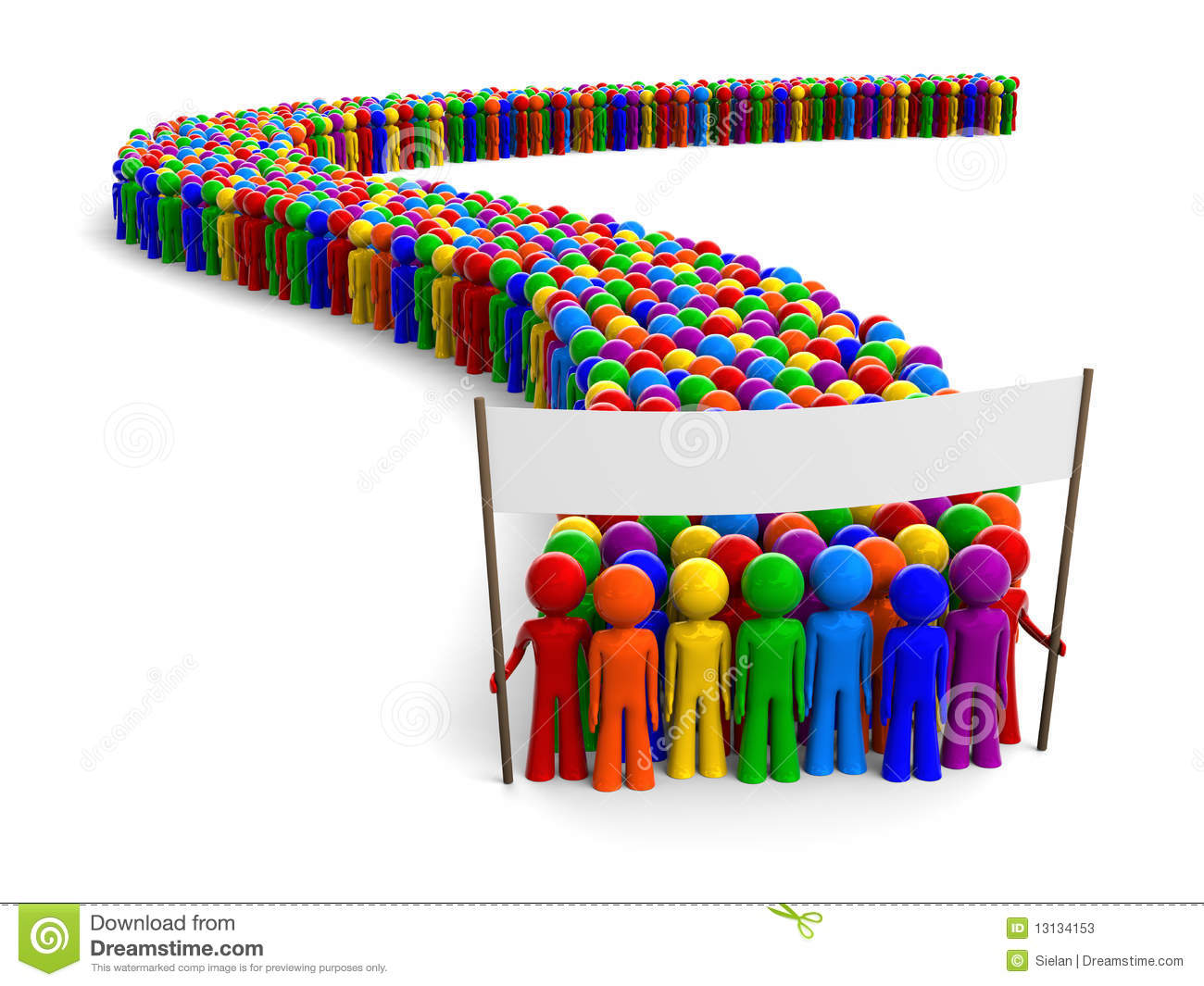 line of people clipart clipart suggest