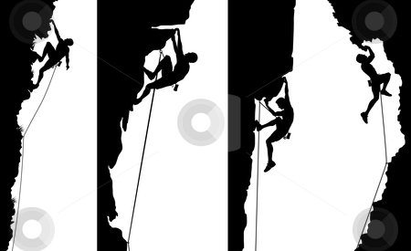 Climber Exercise Clipart Cutcaster Photo 100500693 Climber