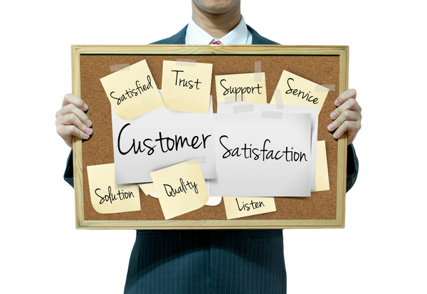 Credit  Customer Satisfaction Image Via Shutterstock
