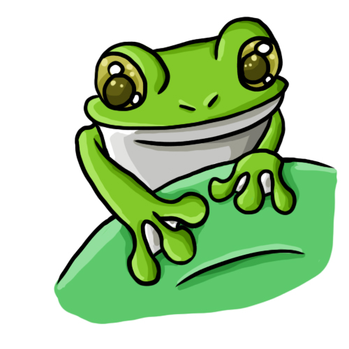 Frog Clip Art 19   Clipart Panda   Free Clipart Images