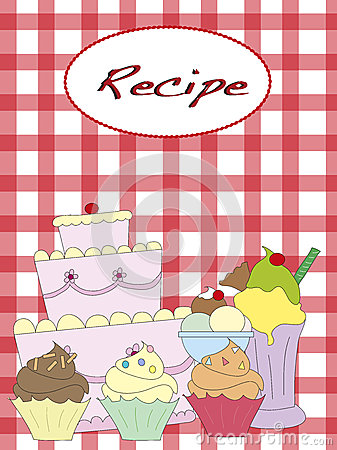 Cookbook Covers Clipart - Clipart Kid