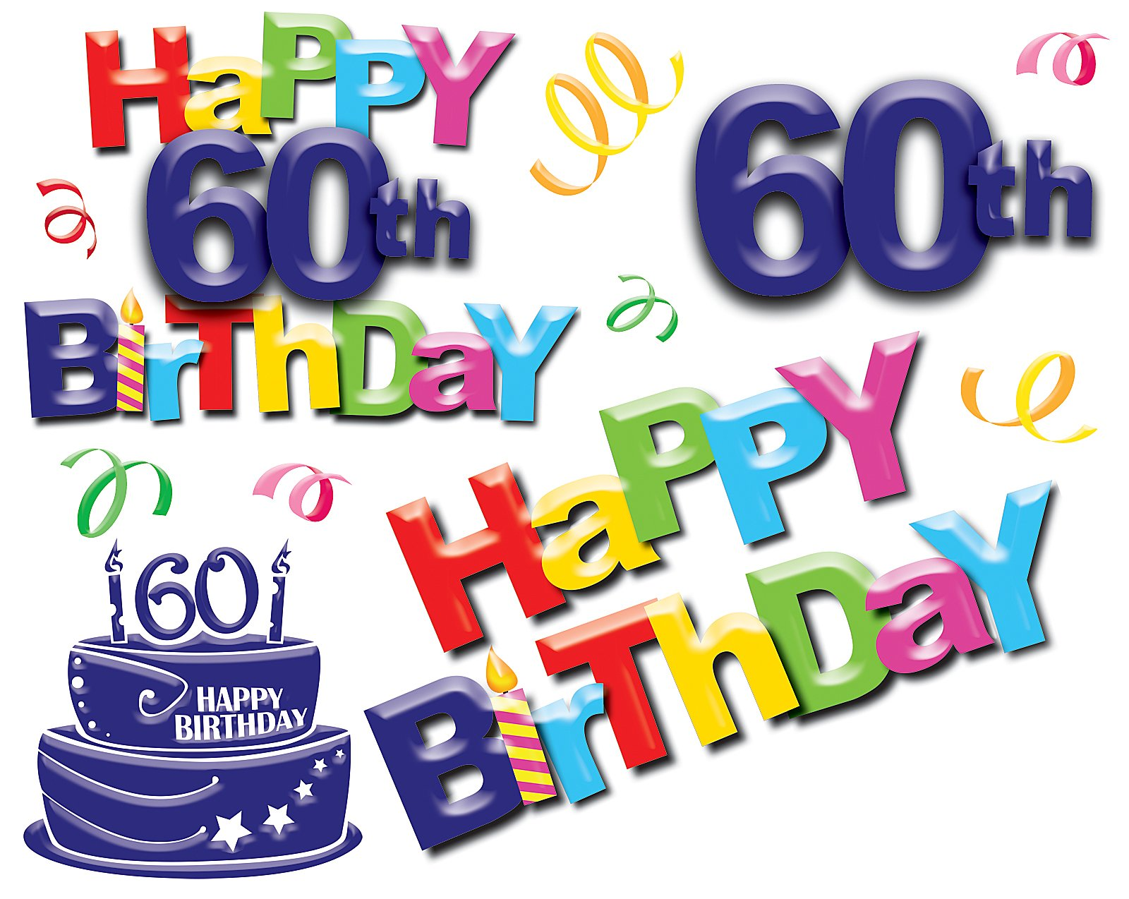 happy 60th birthday clipart clipart suggest 60th birthday clip art free 60th birthday clipart men