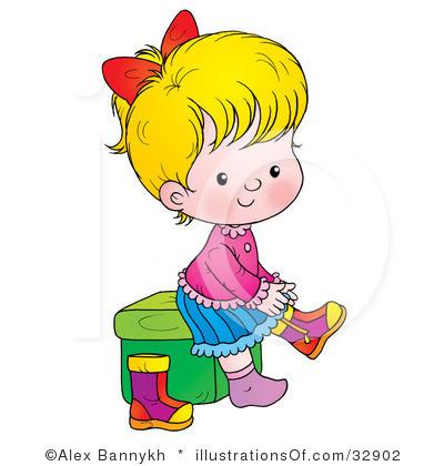 Clip Art Getting Dressed Clip Art get dressed clipart kid for school clipartboy getting clipart