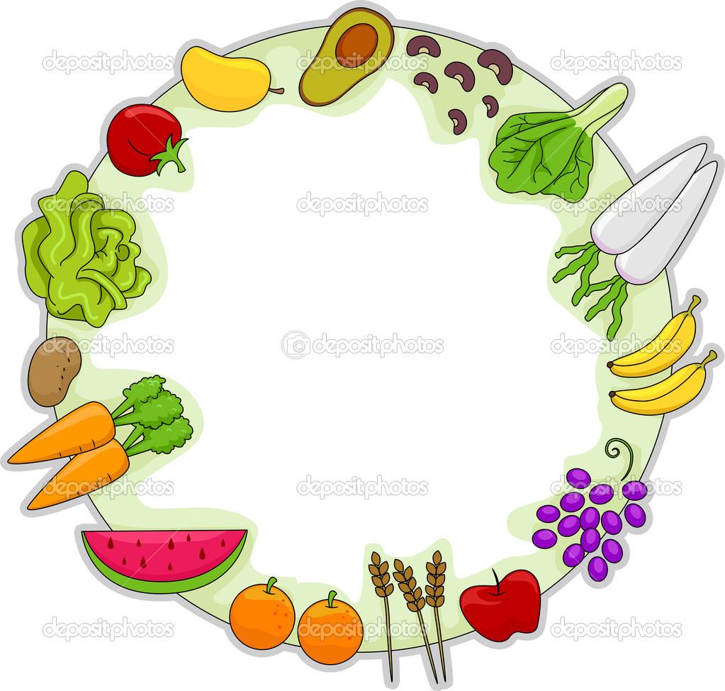 Healthy Food Cartoon Clipart - Clipart Suggest