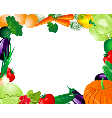 Healthy Food Border   Clipart Panda   Free Clipart Images