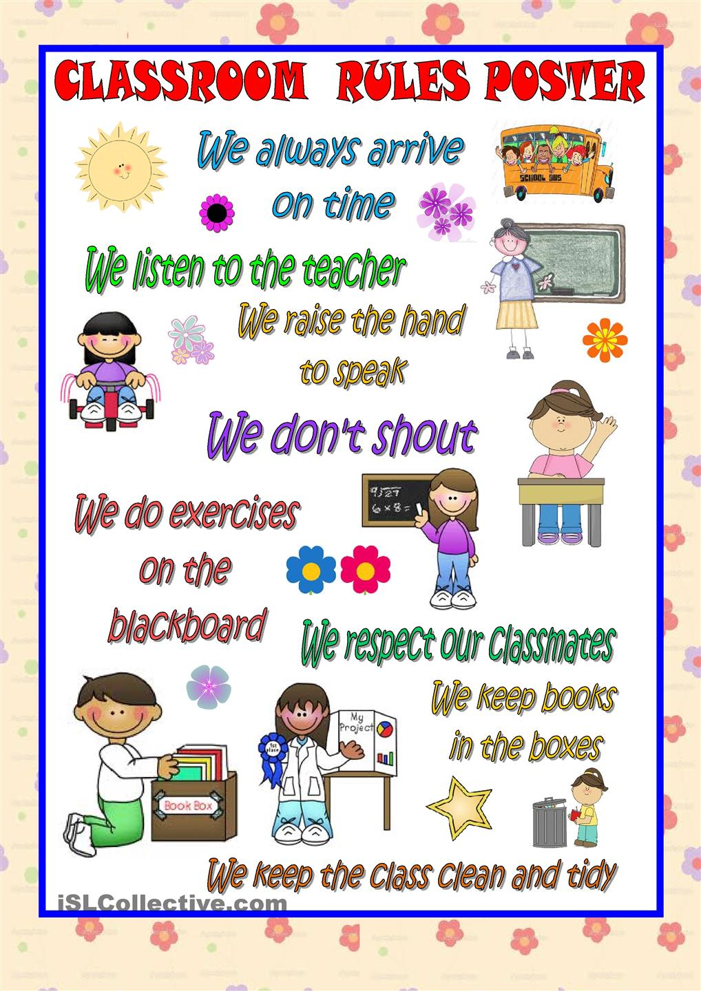 High School English Classroom Posters 21094 Storejpg