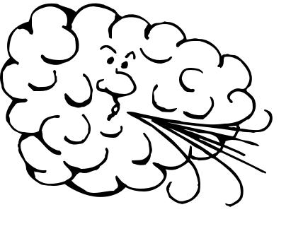 March Winds Clip Art