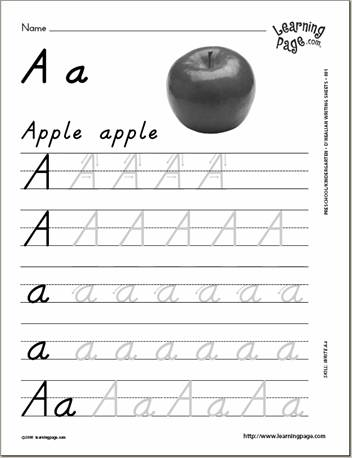 Number Names Worksheets s handwriting sheet : Handwriting Clipart - Clipart Kid