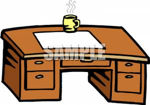 Office Desk Clipart Clipart Suggest