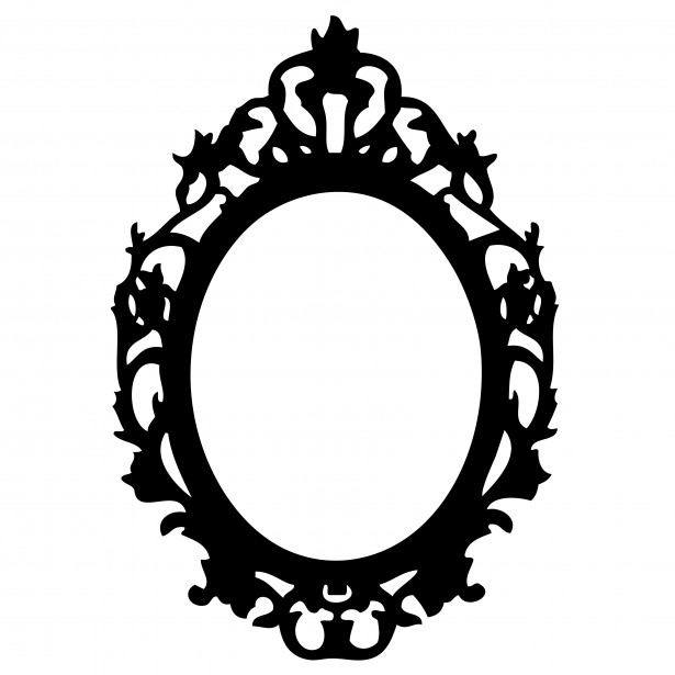 Ornate Black Frame Clipart Free Stock Photo   Public Domain Pictures