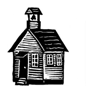 One Room Schoolhouse Clipart - Clipart Kid