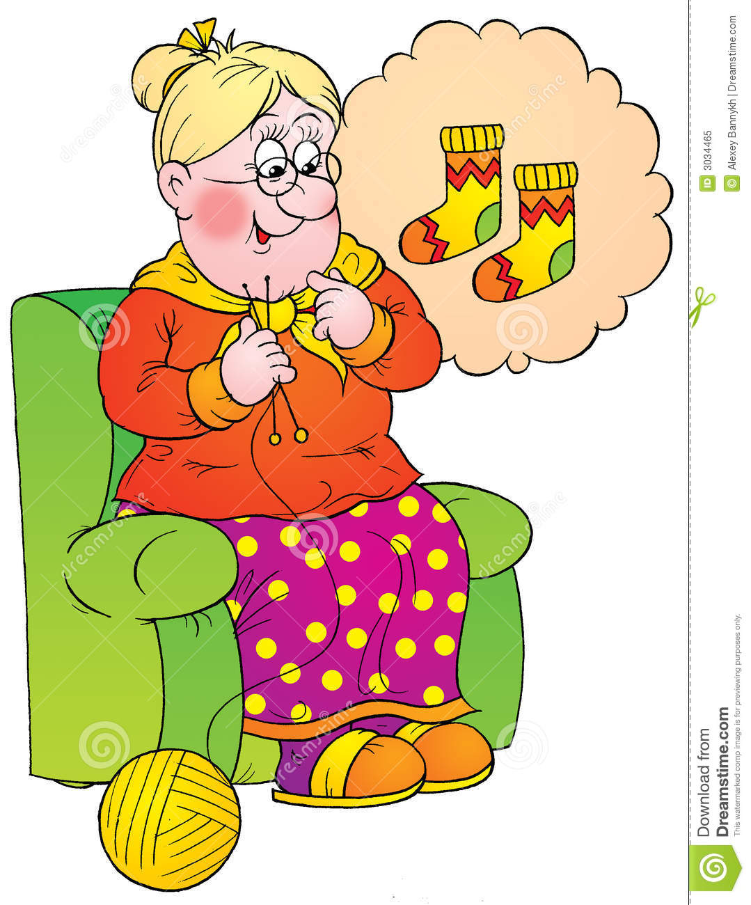 Scared Grandma Clip Art Grandmother Clipart   Viewing