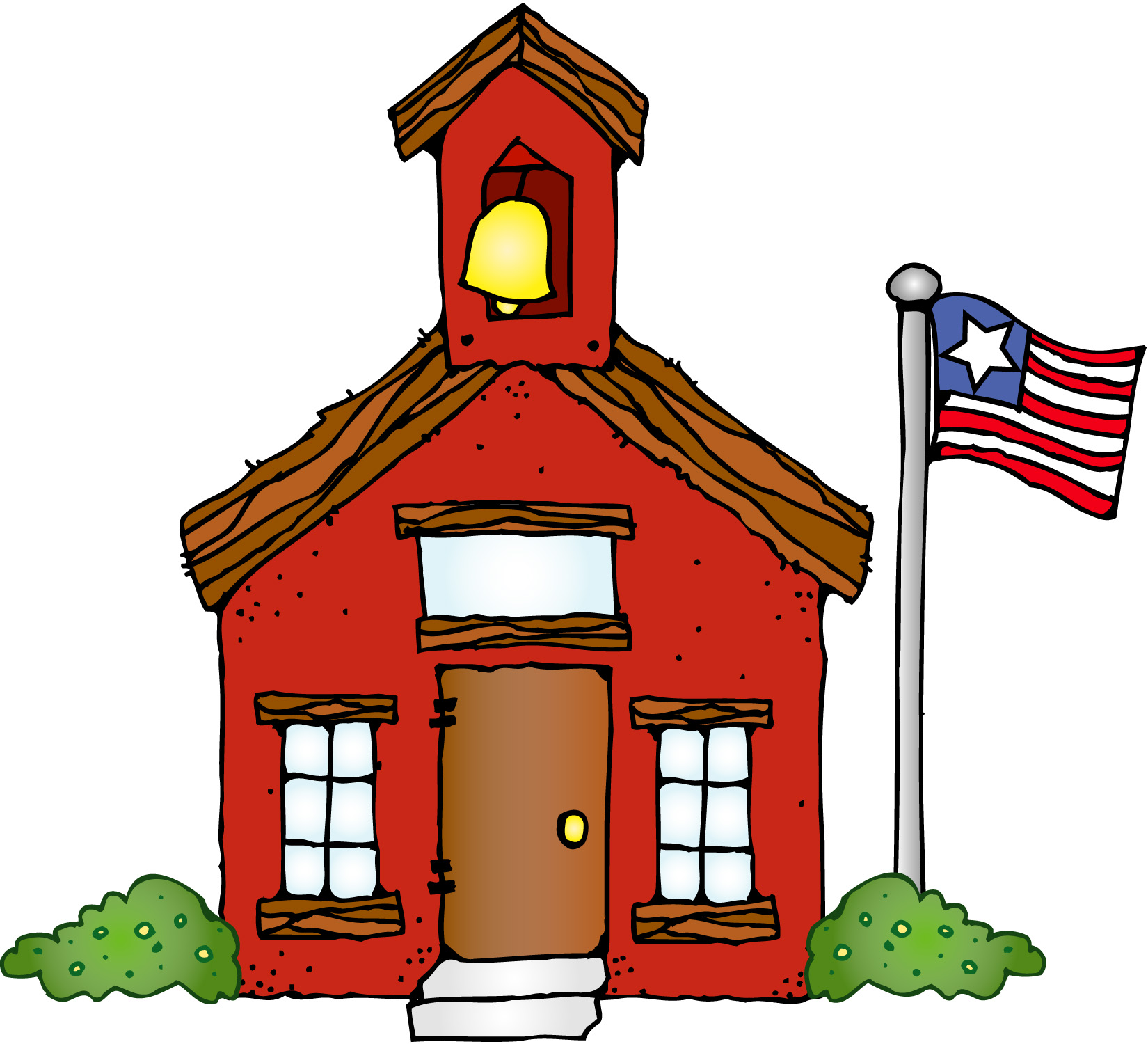 School House Clipart Free   Clipart Panda   Free Clipart Images