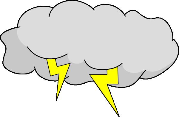 Clip Art Thunderstorm Clipart thunderstorm clipart kid storm cloud clip art at clker com vector online royalty