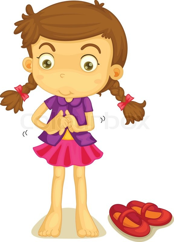 Get Dressed Clipart - Clipart Kid