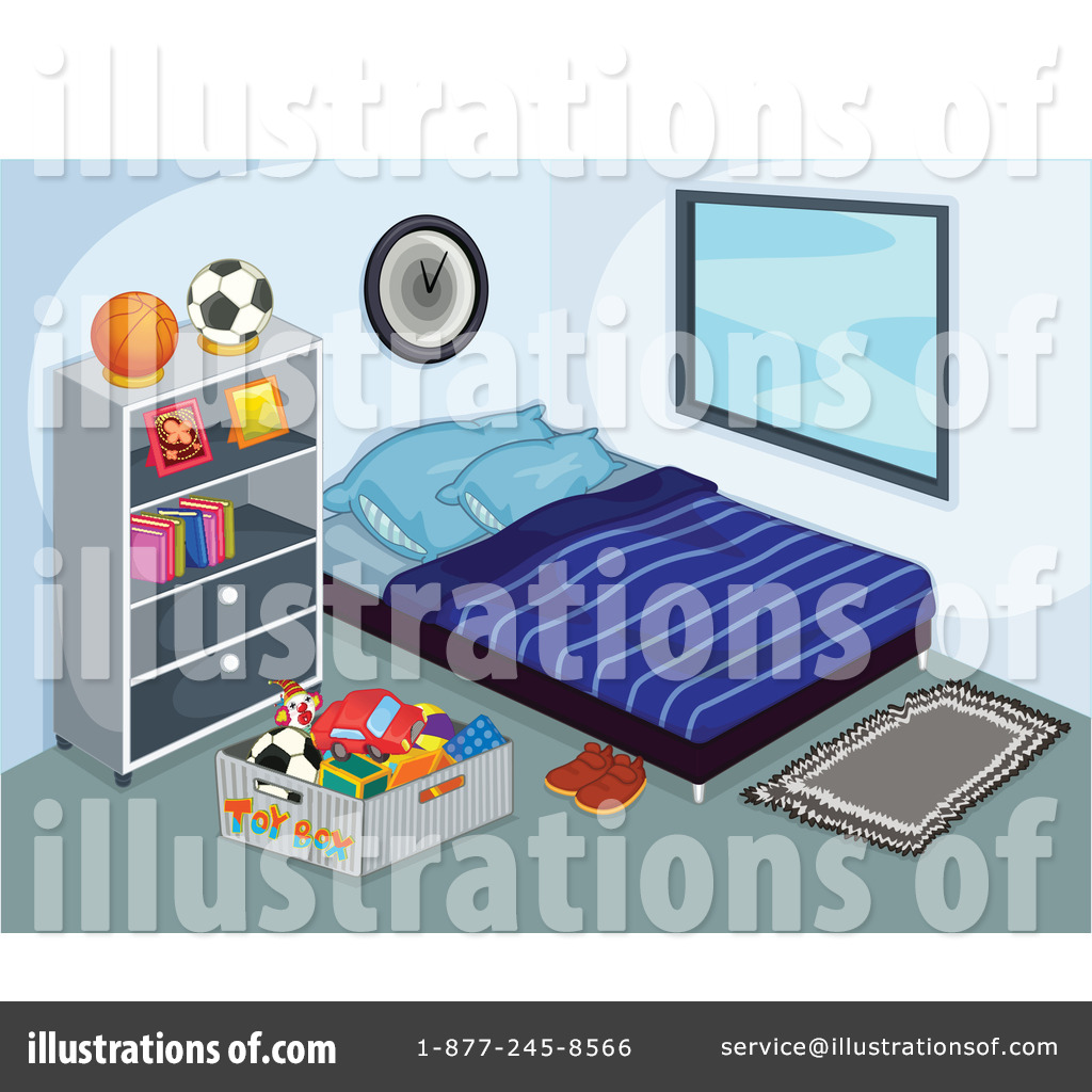 Clean bedroom clipart clipart suggest for Clean bedroom pictures