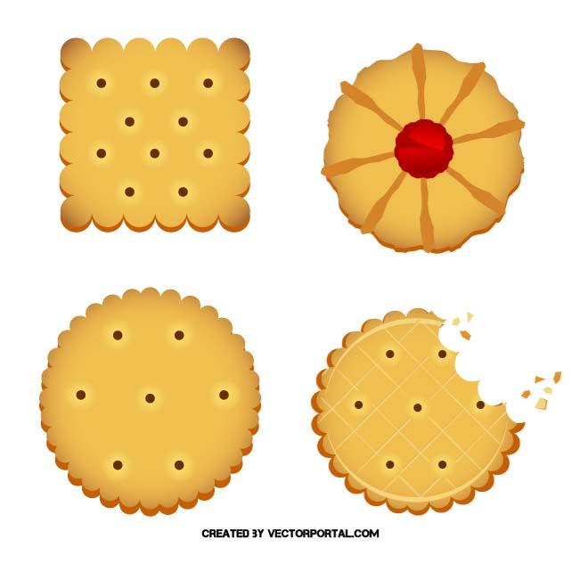 Biscuit Clipart - Clipart Kid