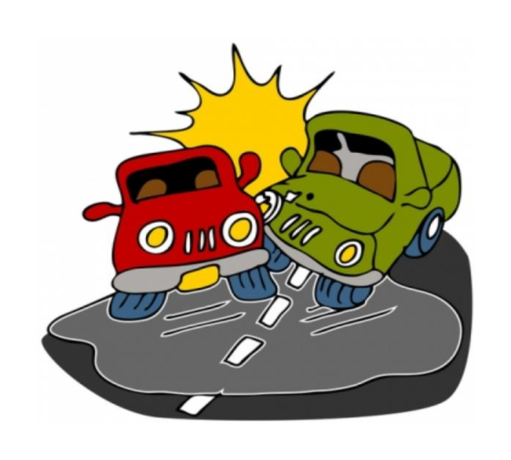 Car Wreck Cartoons   Clipart Best   Clipart Best