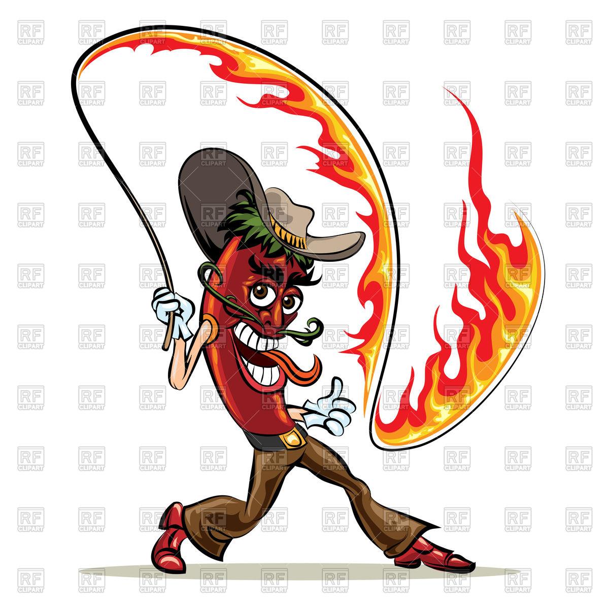 Cartoon Pepper Clipart - Clipart Kid