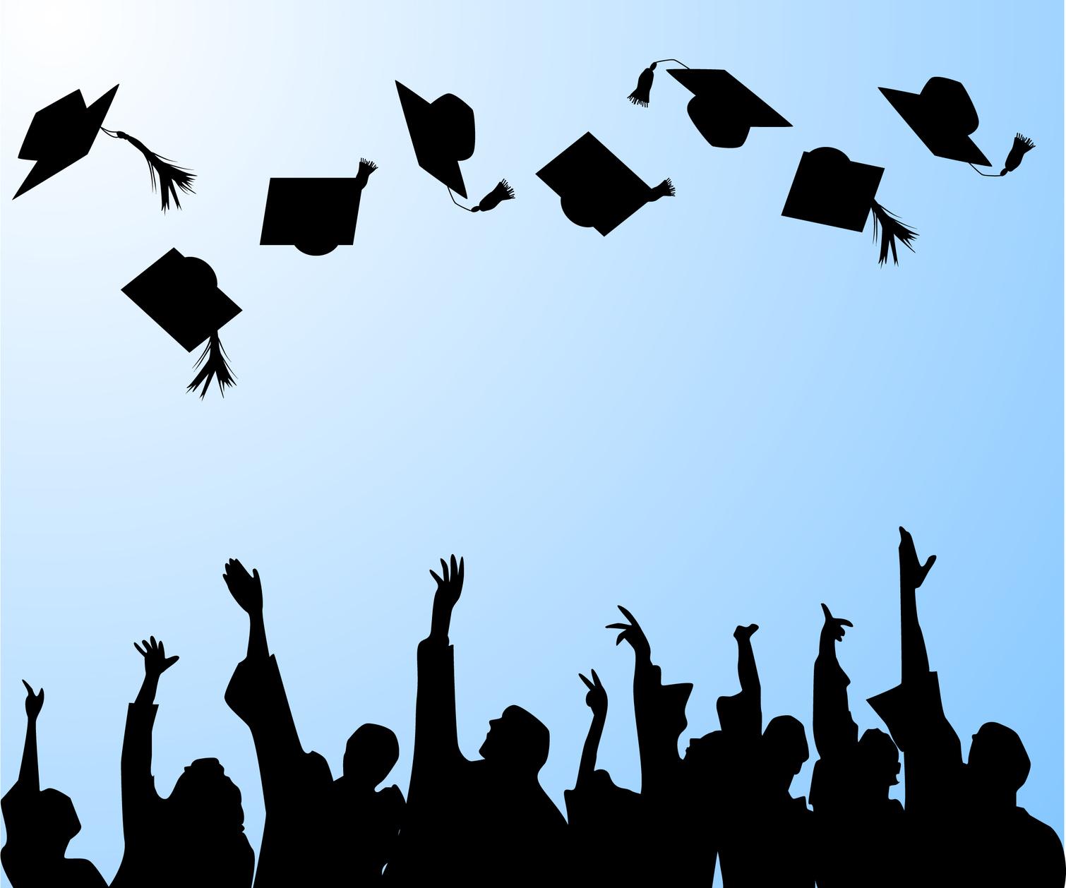 Graduation Backgrounds Clipart - Clipart Suggest