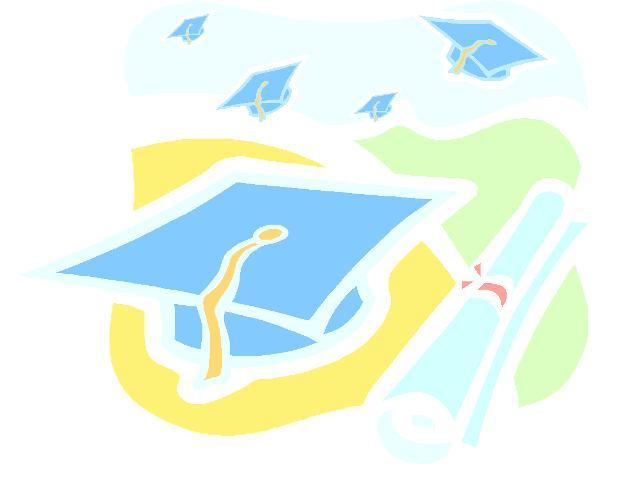 Graduation Stars Clipart - Clipart Kid